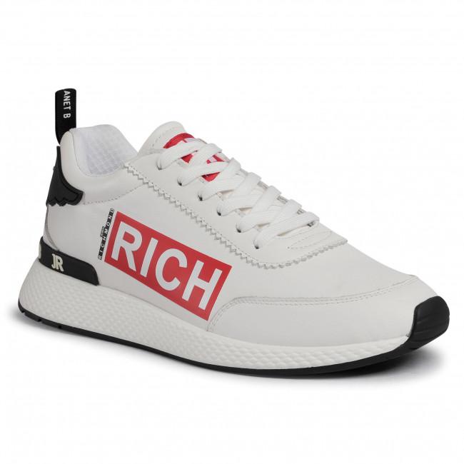 Sneakersy JOHN RICHMOND - 3125/CP B Bianco