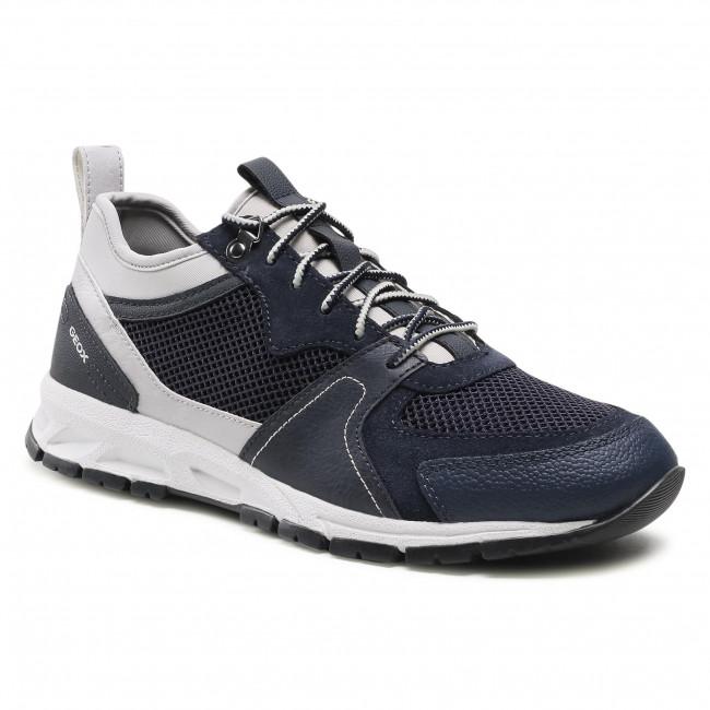 Sneakersy GEOX - U Delray A U15A7A 014PT C4002 Navy