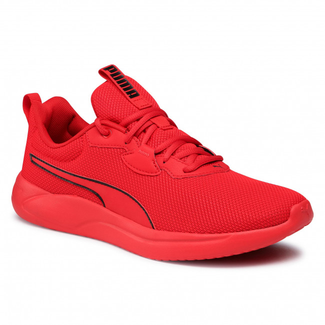 Sneakersy PUMA - Resolve 194739 03 High Risk Red/Puma Black