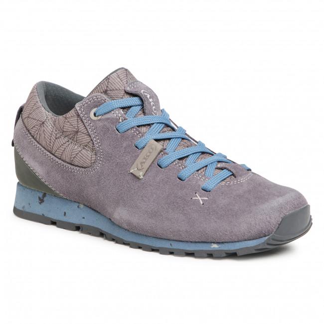 Trekingová obuv AKU - Bellamont Gaia 517 Grey/Avio 062