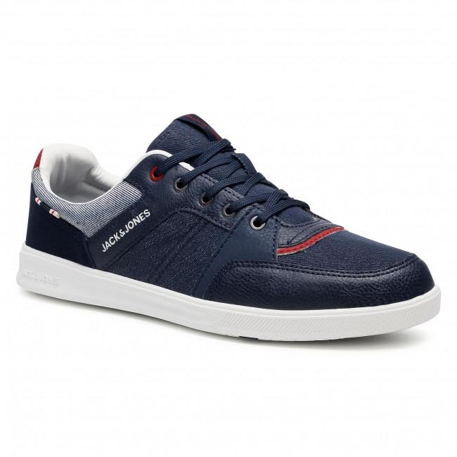 Sneakersy JACK&JONES - Jfwnewington 12181825 Navy Blazer