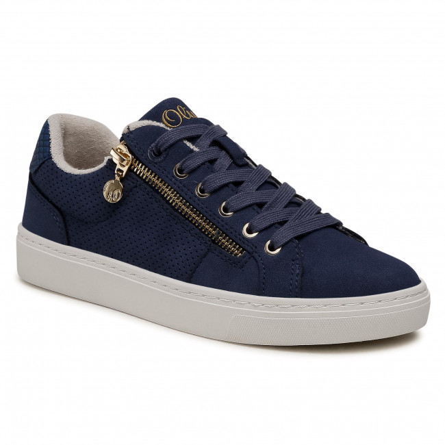 Sneakersy S.OLIVER - 5-23610-36 Navy Comb. 891