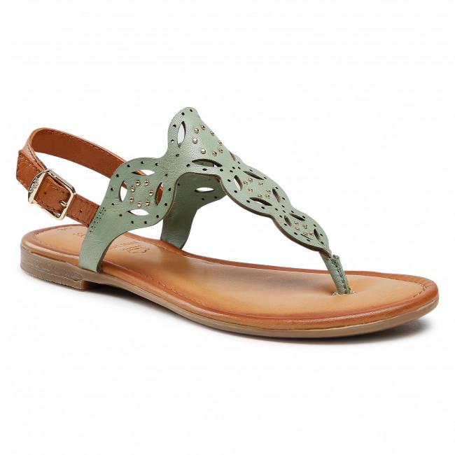 Sandále S.OLIVER - 5-28112-26 Pale Green  706