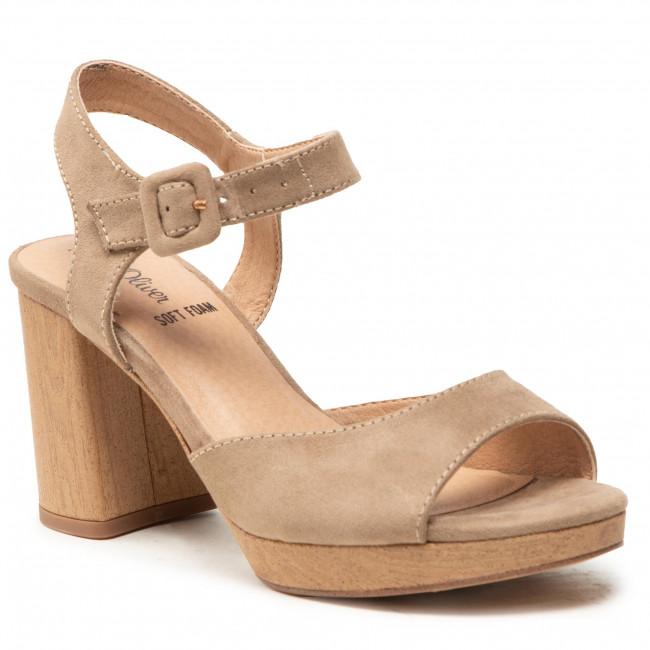 Sandále S.OLIVER - 5-28308-26 Taupe 341