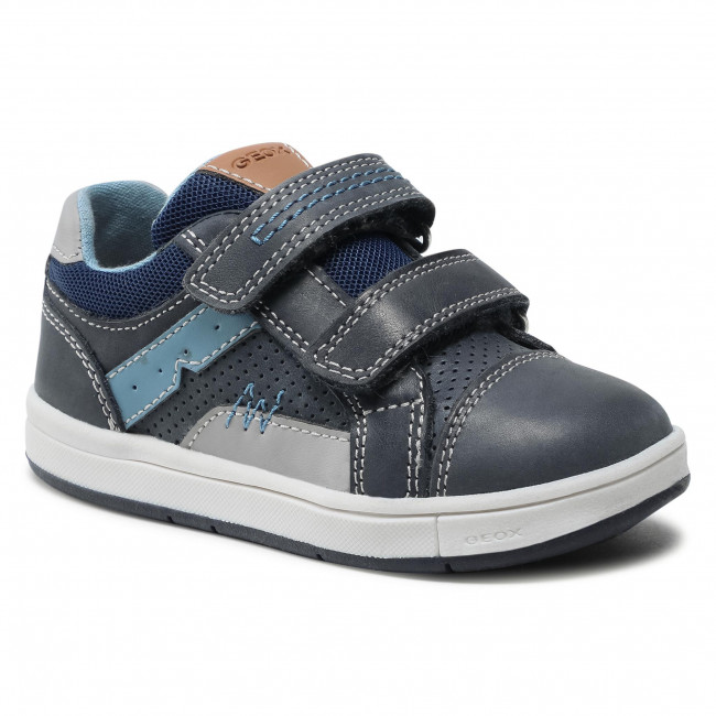 Sneakersy GEOX - B Trottola B. A B1543A 0CL14 C0661 S Navy/Grey