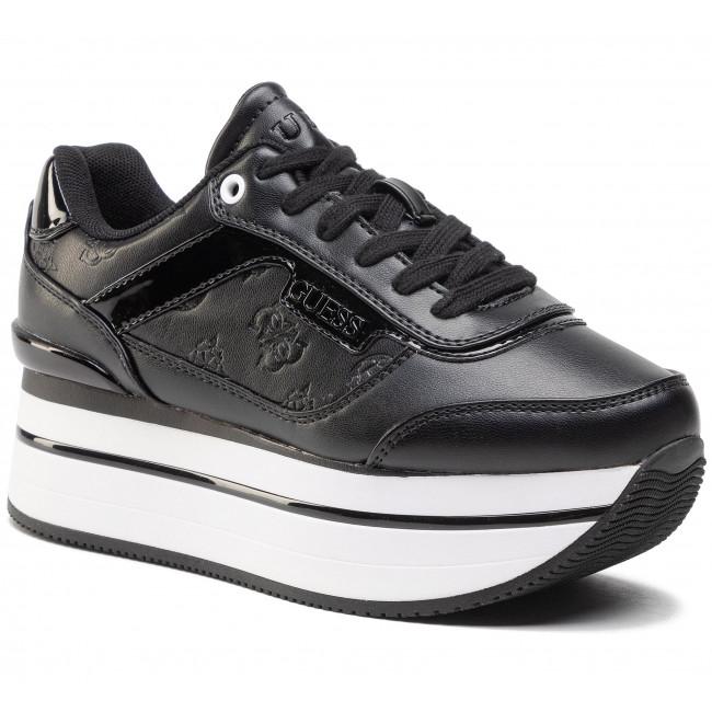 Sneakersy GUESS - Hansin FL5HNS PEL12 BLKBL