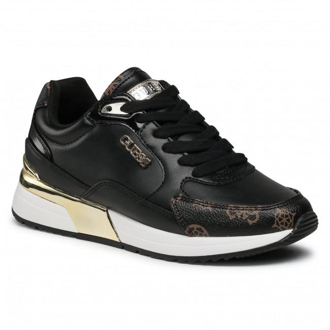 Sneakersy GUESS - Moxea FL5MOX FAL12 BLKBR