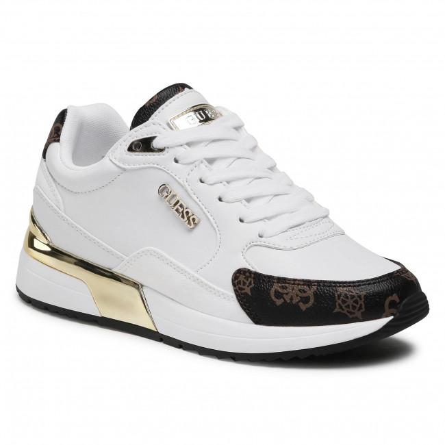 Sneakersy GUESS - Moxea FL5MOX FAL12 WHBR