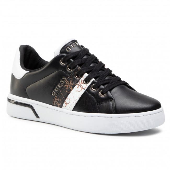 Sneakersy GUESS - Reel FL5REE ELE12 BLKBL