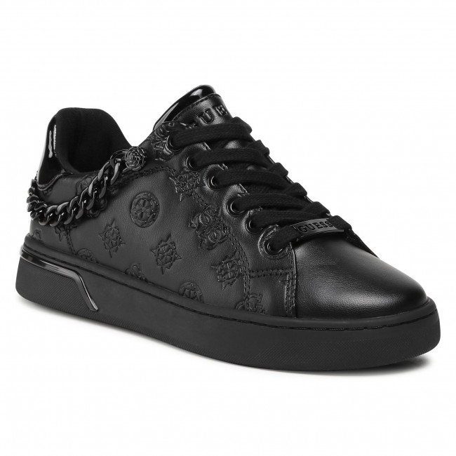 Sneakersy GUESS - Riyan FL5RIY FAL12 BLACK