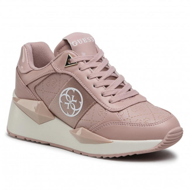 Sneakersy GUESS - Tesha FL5TES ELE12 BLUSH