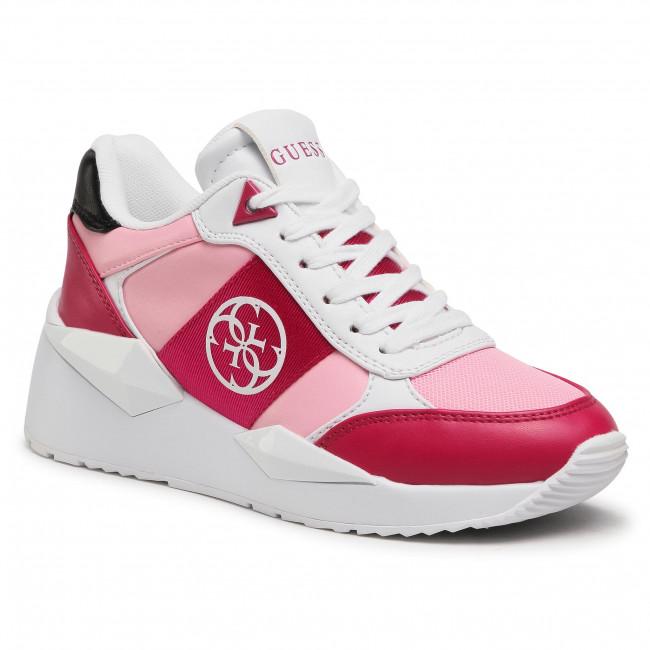 Sneakersy GUESS - Tesha FL5TES ELE12 LPINK