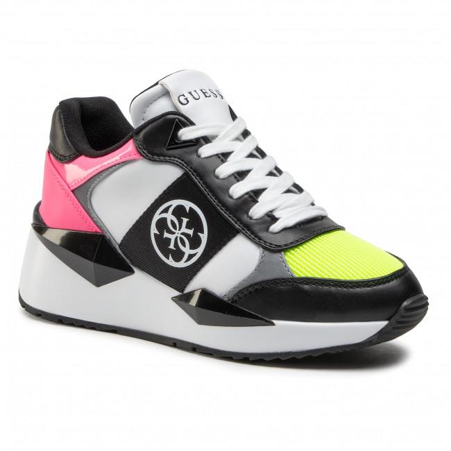 Sneakersy GUESS - Tesha FL5TES ELE12 PINK
