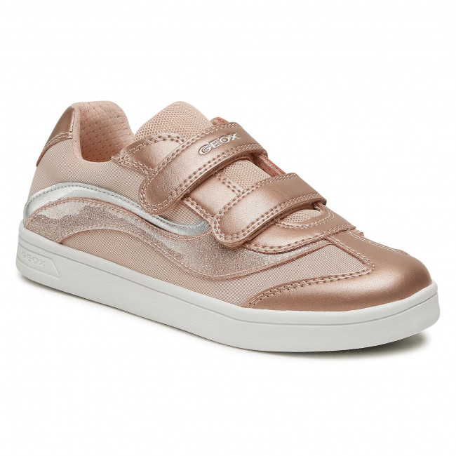 Sneakersy GEOX - J Djrock G. C J154MC 0ASAJ C8172 S Lt Rose