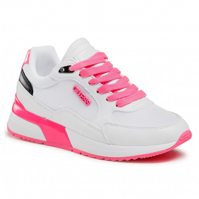 Sneakersy GUESS - Moxea3 FL6MX3 ELE12 WHIFU