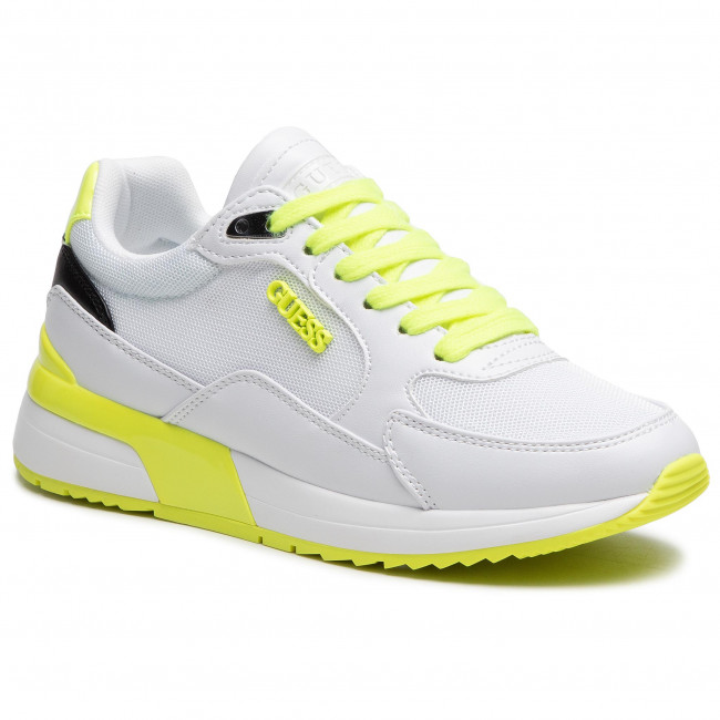 Sneakersy GUESS - Moxea3 FL6MX3 ELE12 WHILI