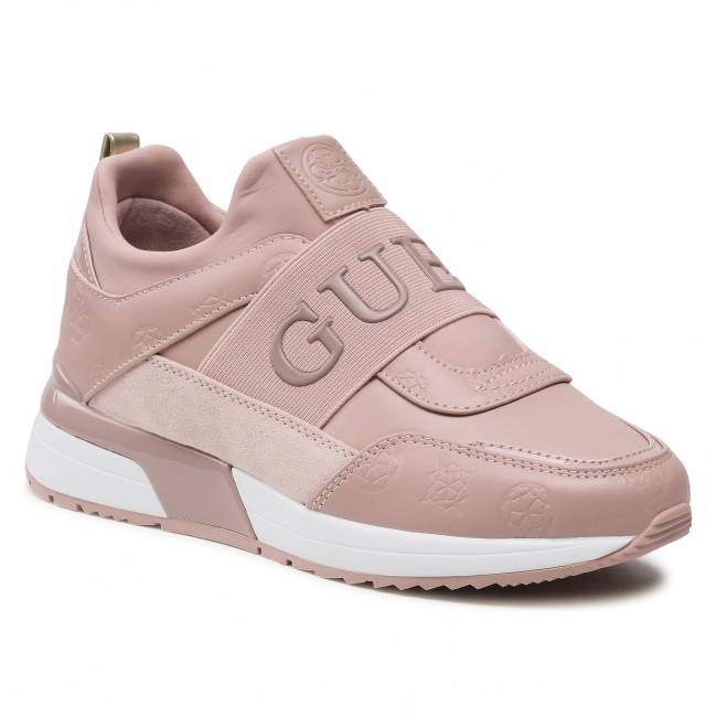 Sneakersy GUESS - Maygin FL6MYI PEL12  BLUSH