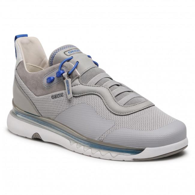 Sneakersy GEOX - U Levita A U029XA 06K85 C1006 Grey