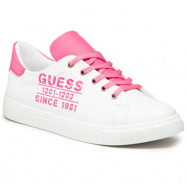Sneakersy GUESS - Andrea FJ5AND ELE12 CHERR