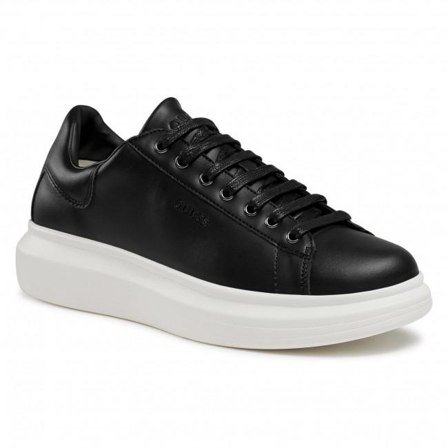Sneakersy GUESS - Salerno FM5SLR LEA12 BLKBL