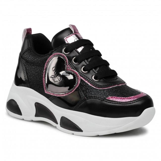Sneakersy GUESS - Claire FI5CLR ELE12  BLACK