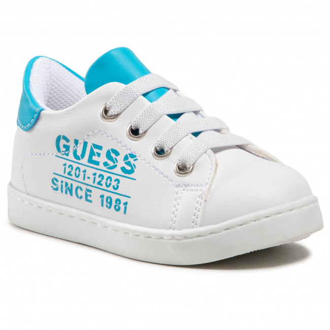 Sneakersy GUESS - Andrea FT5AND ELE12 OFWHI