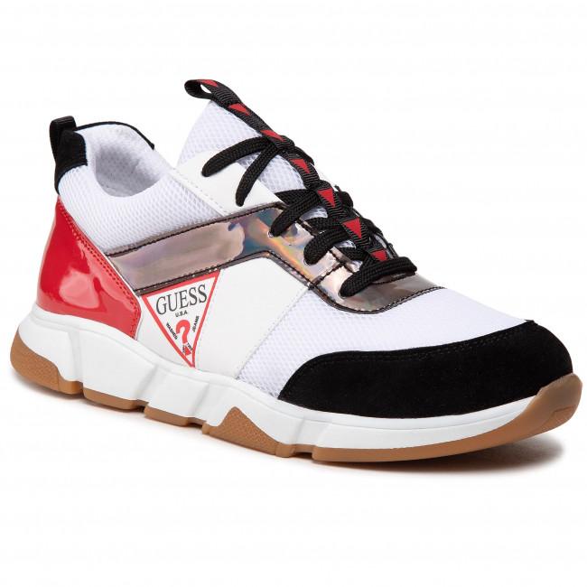 Sneakersy GUESS - Ricky FJ5RIC ESU12 OFWHI