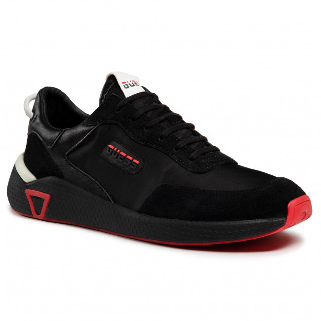 Sneakersy GUESS - Modena FM5MNA FAB12 BLACK