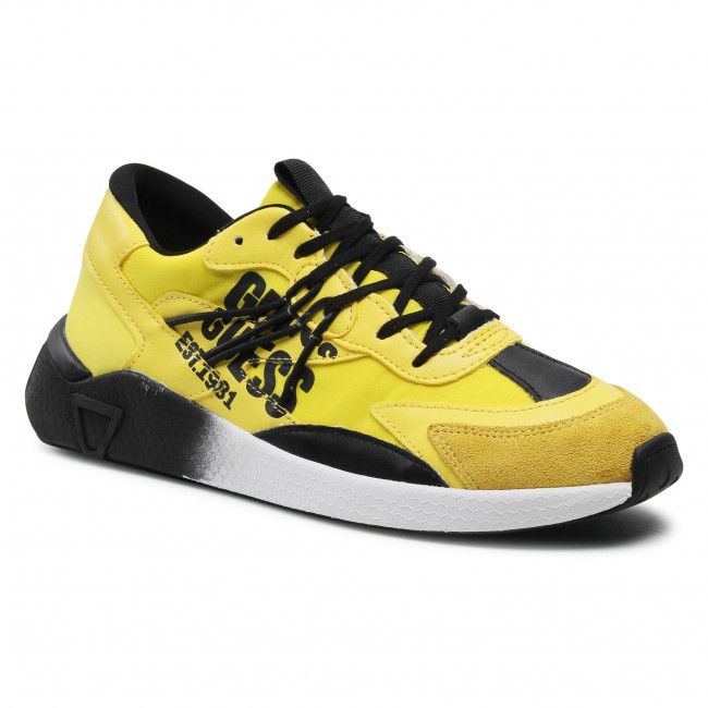 Sneakersy GUESS - Modena Active FM5MOA FAB12 YELLO