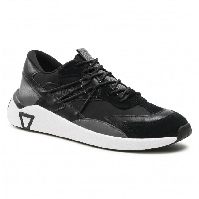 Sneakersy GUESS - Modena Sport Smart FM5MSS SUE12 BLACK