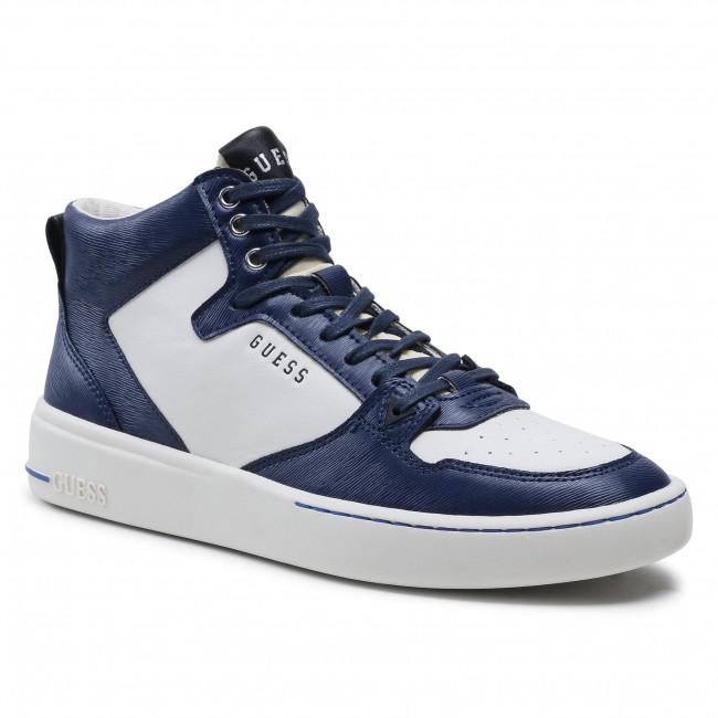 Sneakersy GUESS - Verona Mid Sport FM5VEM ELE12 WHBLU