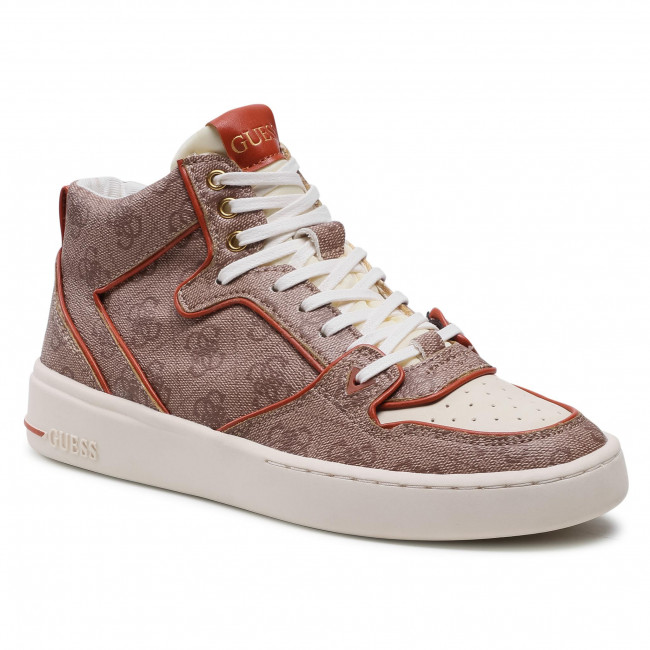 Sneakersy GUESS - Verona Mid Sport FM5VEM FAL12  BEIBR