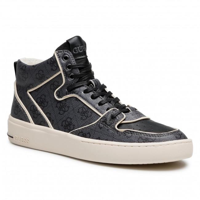 Sneakersy GUESS - Verona Mid Sport FM5VEM FAL12 COAL