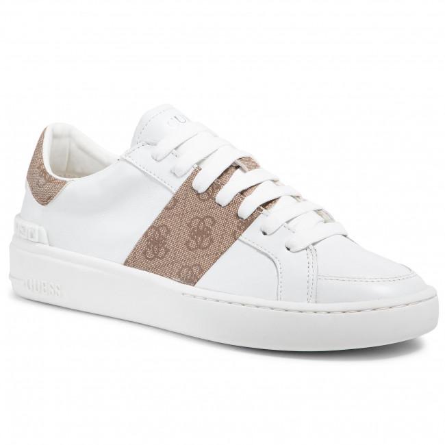 Sneakersy GUESS - Verona Stripe Low FM5VES FAL12 WHIBE