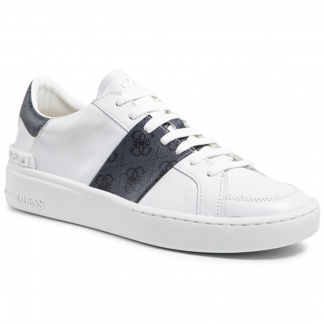 Sneakersy GUESS - Verona Stripe Low FM5VES FAL12 WHICO