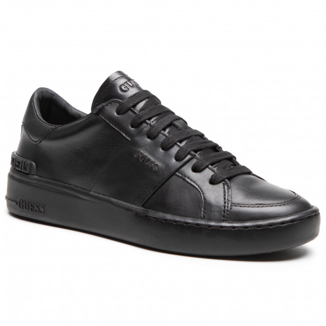 Sneakersy GUESS - Verona FM5VES LEA12 BLACK