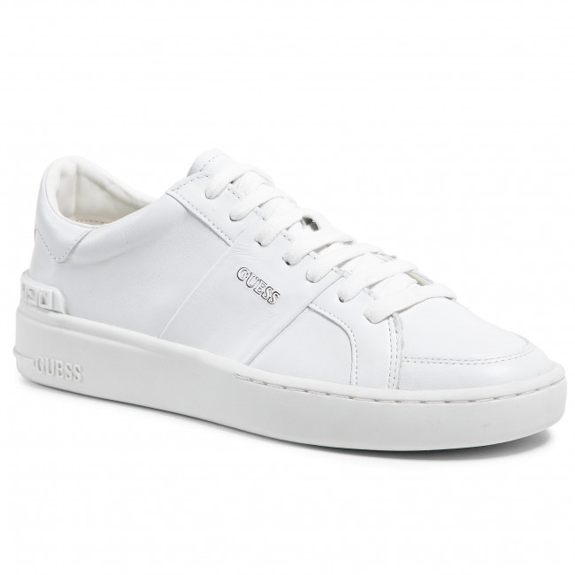 Sneakersy GUESS - Verona FM5VES LEA12  OFFWH