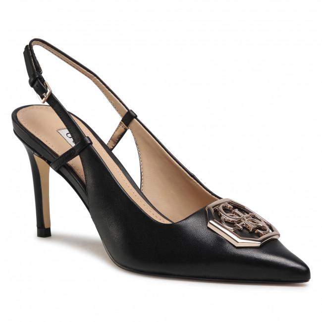 Sandále GUESS - Aleny FL5ALY LEA05 BLACK