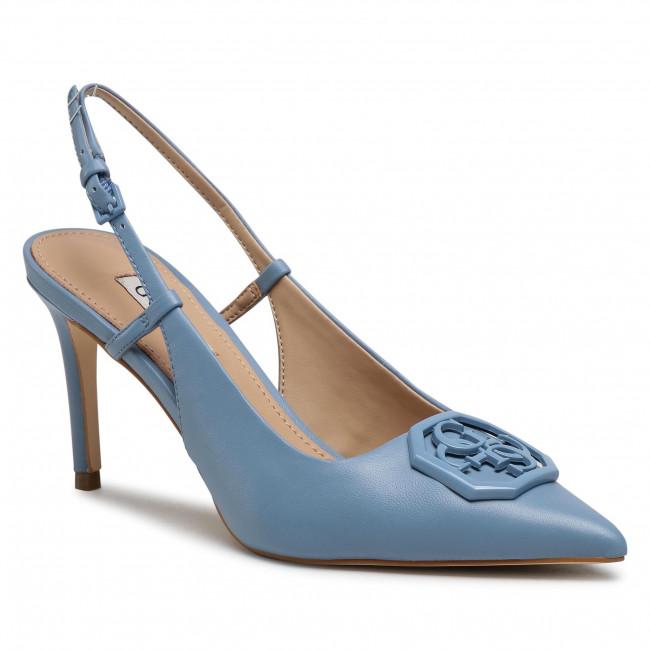 Sandále GUESS - Aleny FL5ALY LEA05 BLUE