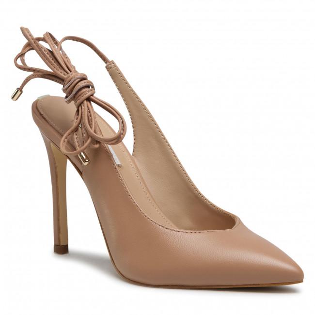 Sandále GUESS - Briola FL5BRL LEA05 BEIGE