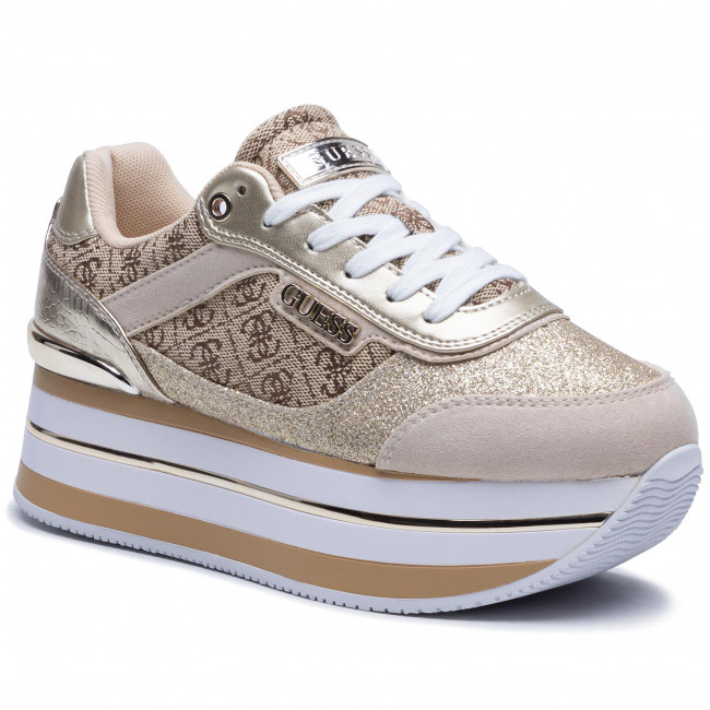 Sneakersy GUESS - Hansin2 FL5HNS FAL12 BEIBR