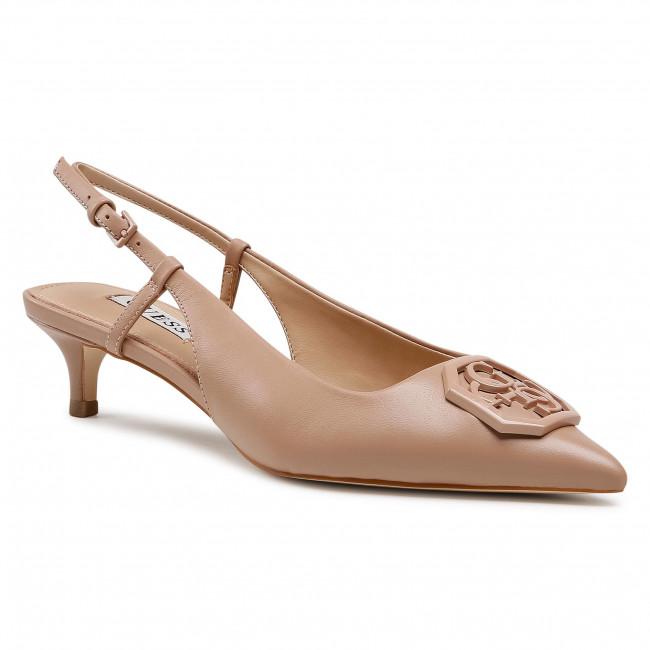 Sandále GUESS - Jessena FL5JES LEA05 NUDE