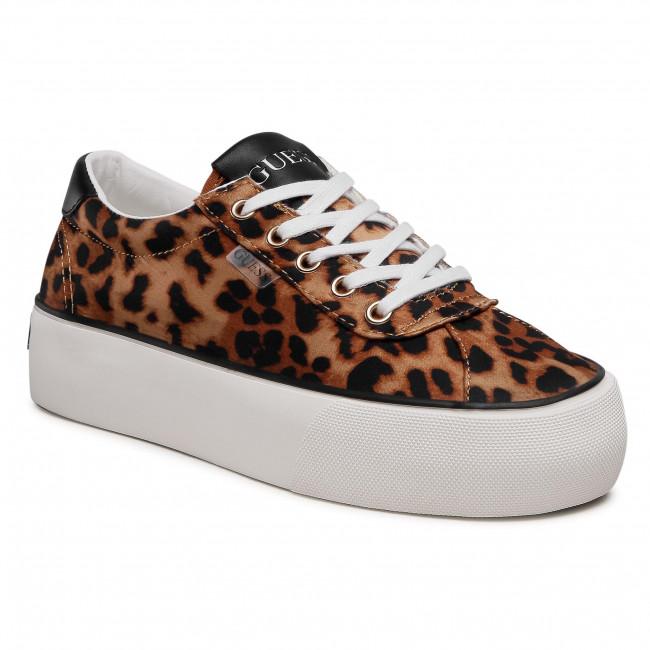 Sneakersy GUESS - Sanam FL5SAN FAP12  LEOPA