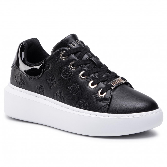 Sneakersy GUESS - Bradly FL6BRD FAL12  BLACK