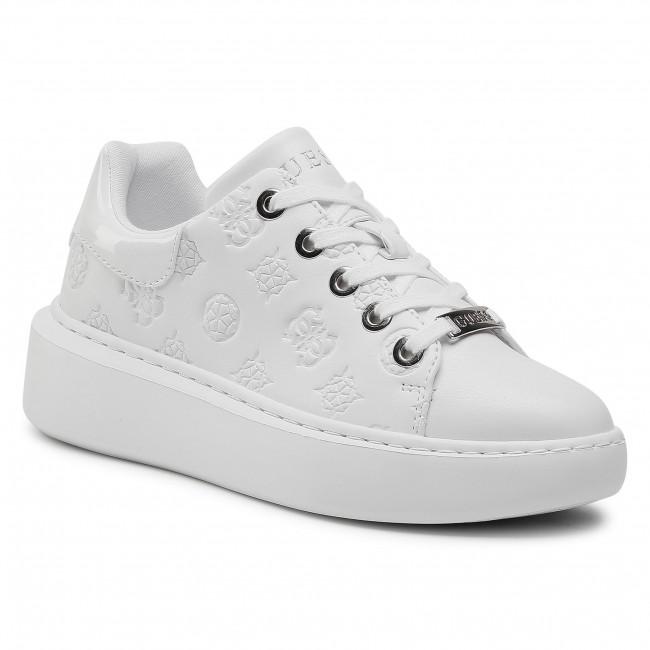 Sneakersy GUESS - Bradly FL6BRD FAL12 WHITE