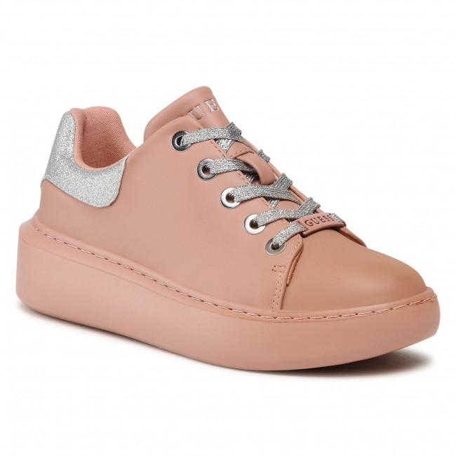 Sneakersy GUESS - Bradly FL6BRD LEL12 BLUSH