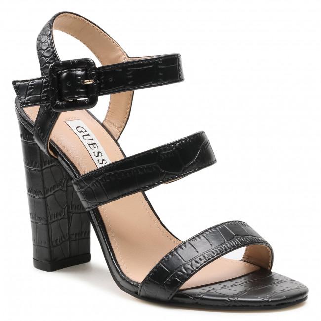 Sandále GUESS - Melodie FL6MLD PEL03 BLACK