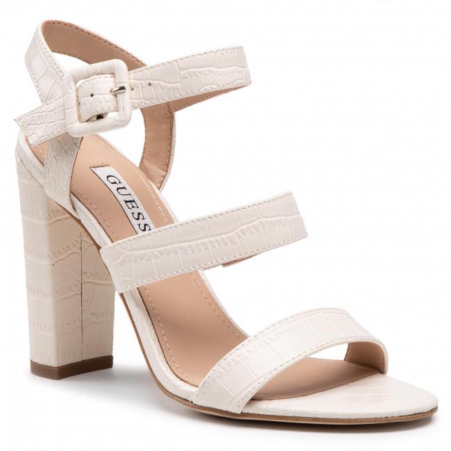 Sandále GUESS - Melodie2 FL6MLD PEL03 CREAM