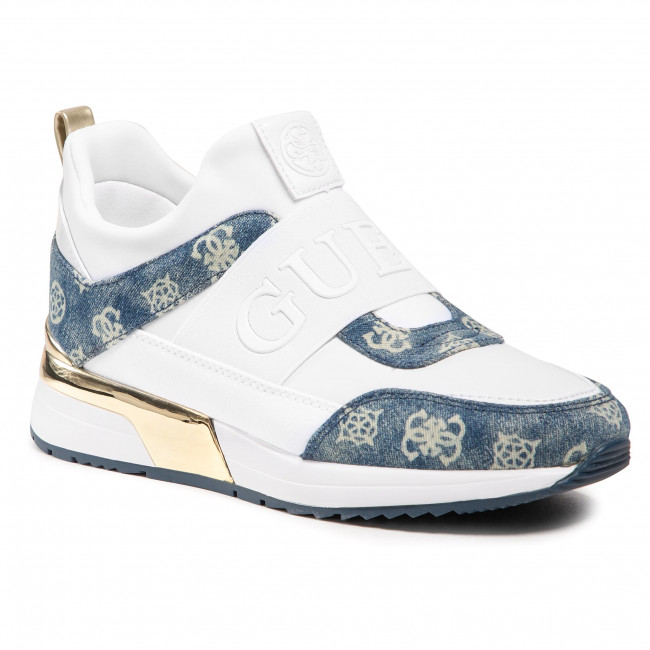 Sneakersy GUESS - Maygin FL6MYI DEN12 WHITE