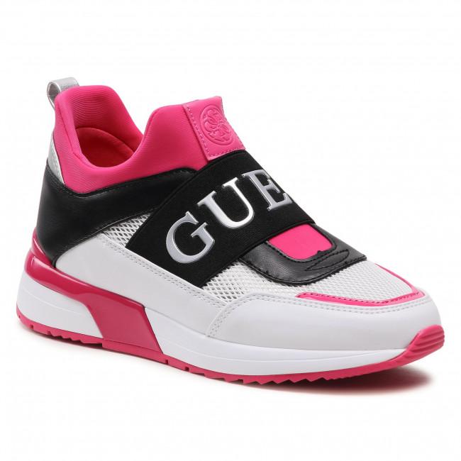 Sneakersy GUESS - Maygin FL6MYI ELE12 WHIFU